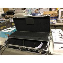 Odyssey Zone Pioneer DJ Controller Glide Style Case - Model:FZEUGSPIDDJSZ