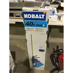 "Kobalt24"" Cordless Hedge Trimmer"