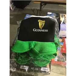 Bag of 10 Guinness St Patrick's Day Hats