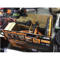 Lawn Master Lithium-Ion Lawn Mower(Retailer Return)