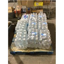 Pallet of 9 Cases of Natural Spring Water