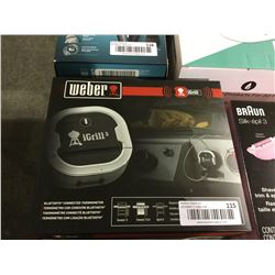 Weber iGrill Bluetooth Connected Thermometer