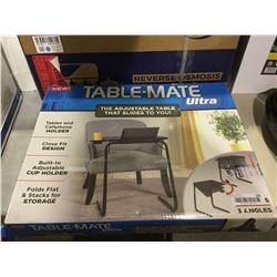 Table-Mate Ultra Adjustable TV Table