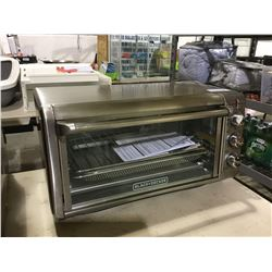 Black and Decker Crisp 'n Bake Large Capacity Convection Oven