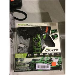 Power Craze RC Toy (Retailer Return)
