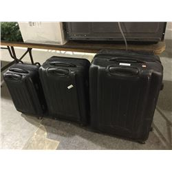 Heys 3-Piece Luggage Set (Retailer Return)