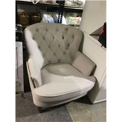 Grey Sofa Chair (Retailer Return)
