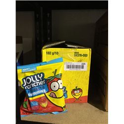 Case of Jolly Rancher Gummies(10 x 182g)