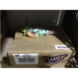 Case of Huer Super Mix Sour Cone Candy (12 x 200g)