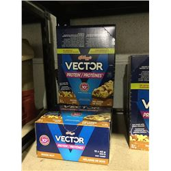 Kellog's Vector Mixed Nut Protein Bars (15 x 40g) Lot of 2
