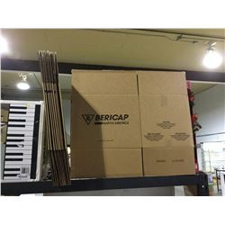 Bericap Moving Box Lot of 10