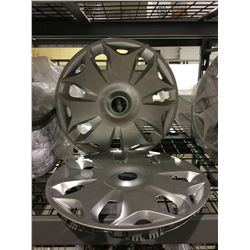 Ford Wheel Cover Hub Cap Set