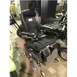 CHAIR-MAN ELECTRIC MOBILITY WHEEL CHAIR ( NO CHARGER )