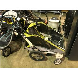 2 BABY JOGGING STROLLERS