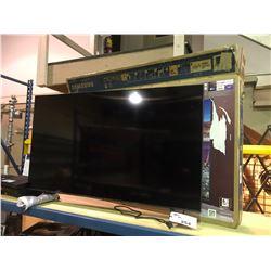 "SAMSUNG 55"" MODEL UN55TU7000F CRYSTAL UHD  TV WITH REMOTE"