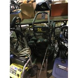 BE GAS POWERED PRESSURE WASHER WITH WAND AND HOSE 179CC MOTOR