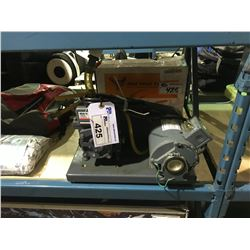 WELCH 1400 AND BEST VALUE VACUUM PUMPS