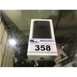 IPHONE 7 BLACK 128 GB SMARTPHONE IN BOX