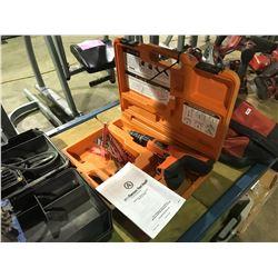 RAMSET COBRA POWDER ACTUATED GUN WITH CASE
