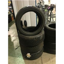 4 CONTINENTAL 245/45 R19 TIRES