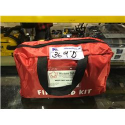 WESTERN SAFETY BASIC FIRST-AID KIT