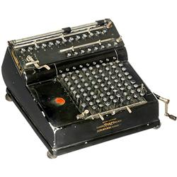 Calculating Machine Lindstrm Record