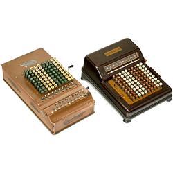 Direct-II and Comptometer