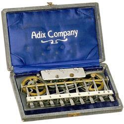 Adding MachineAdix Mod. 3, 1903