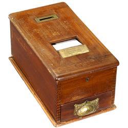 British Cash Register Record It, 1920