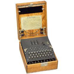 Enigma Type A Cipher Machine