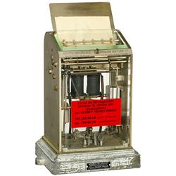 Official French Stockmarket Teleprinter