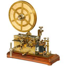 Brass Telegraph L.M. Ericsson, Stockholm
