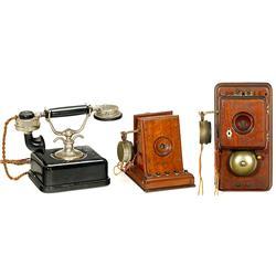 3 Telephones