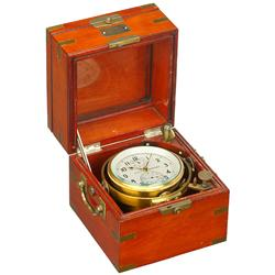 Russian Two-Day Marine Chronometer