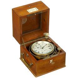 Two-Day Marine Chronometer Leroy & Cie