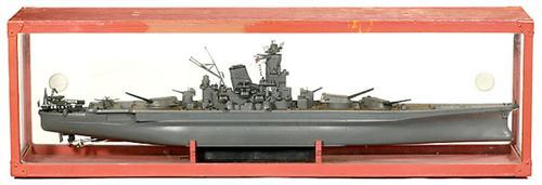 Japanese Battleship Yamato Wwii