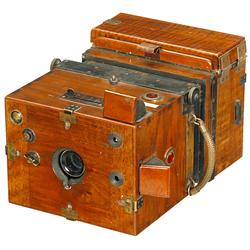 Large Detective Camera by Steinheil, 18