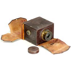 American Detective Camera, c. 1890
