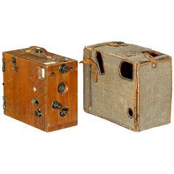 Tropical Wood Detective Camera Monopol,