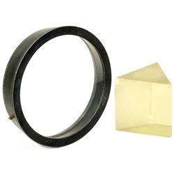 Camera Obscura Lens and Prism from the