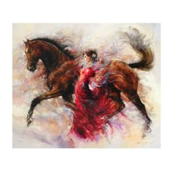 """Gary Benfield """"Mercedes Storm"""" Giclee on Paper"""