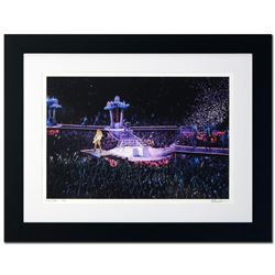 """""""Lady Gaga"""" Limited Edition Giclee by Rob Shanahan, Numbered and Hand Signed with COA. This piece co"""