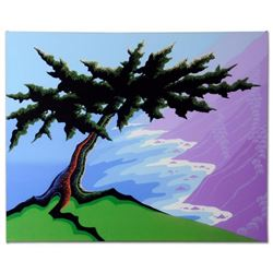 """""""Cypress Point"""" Limited Edition Giclee on Canvas by Larissa Holt, Numbered and Signed. This piece co"""