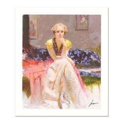 "Pino (1939-2010) ""Enchantment"" Limited Edition Giclee. Numbered and Hand Signed; Certificate of Auth"