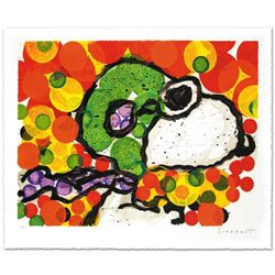 """""""Synchronize My Boogie-Afternoon"""" Limited Edition Hand Pulled Original Lithograph by Renowned Charle"""