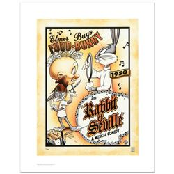 """""""Rabbit of Seville"""" Limited Edition Giclee from Warner Bros., Numbered with Hologram Seal and Certif"""