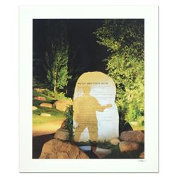 """Robert Sheer, """"Rocky Mountain High"""" Limited Edition Single Exposure Photograph, Numbered and Hand Si"""