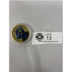 1oz .999 Silver 2014 Batman Coin