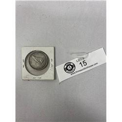Canada 1967 Silver 50c Coin