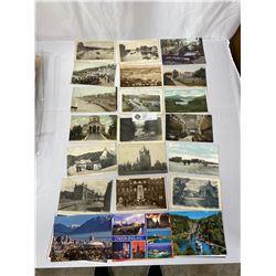 Nice Lot Of Vintage Postcards